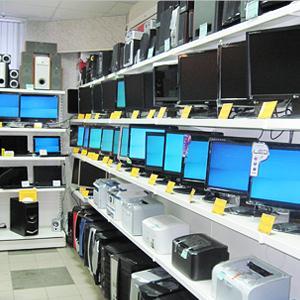 Компьютерные магазины Таловой